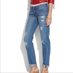 lucky brand sienna tomboy jeans 25